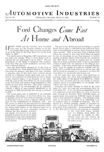 Auto Industries 1929 03 09