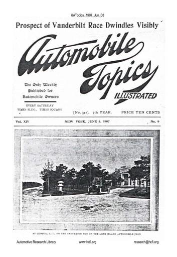 Auto Topics | 1907 Jun 08