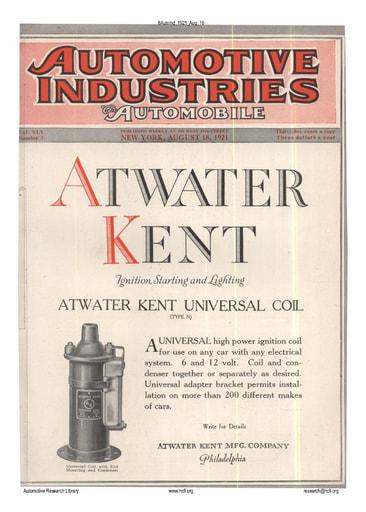 Auto Industries 1921 08 18