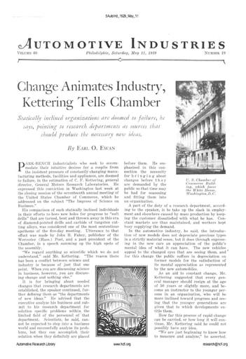 Auto Industries 1929 05 11