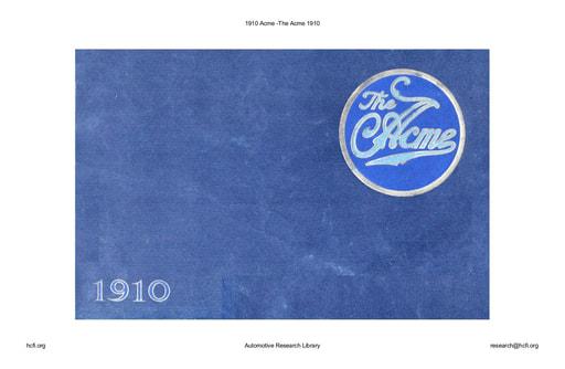 1910 Acme (17pgs)