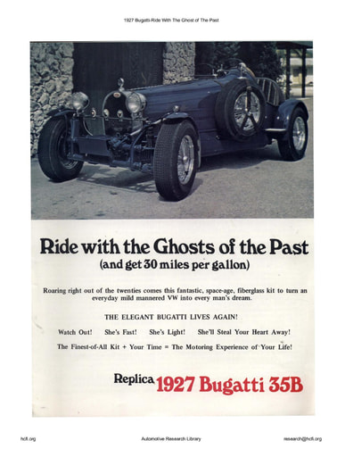1927 Bugatti   Ride With The Ghost of The Past (4pgs)