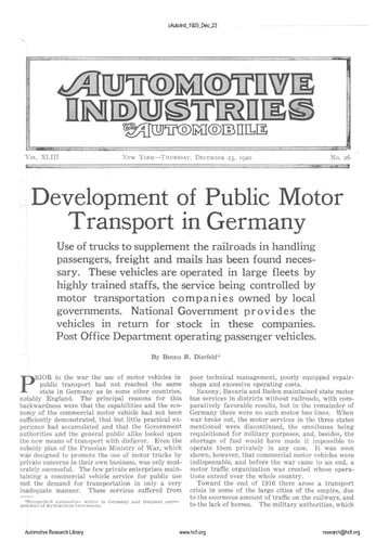 Auto Industries 1920 12 23