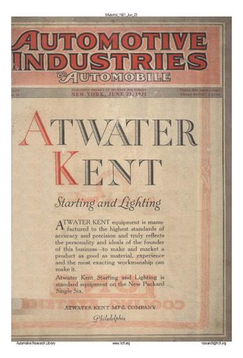 Auto Industries 1921 06 23