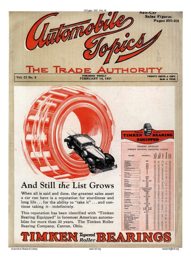 Auto Topics | 1931 Feb 14