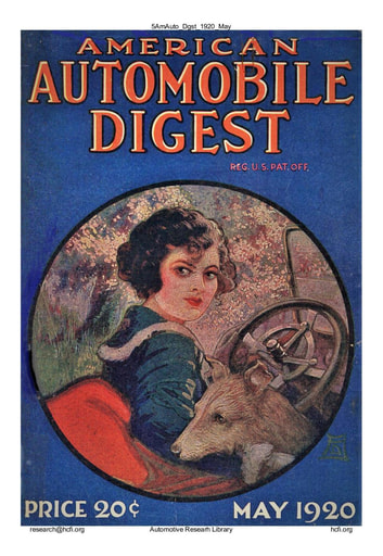 American Automobile Digest - 1920 May