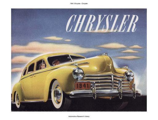1941 Chrysler   Chrysler (8pgs)