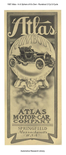 1907 Atlas   In A Sphere of it's Own   Runabout 2 Cyl 2 Cycle (9pgs)