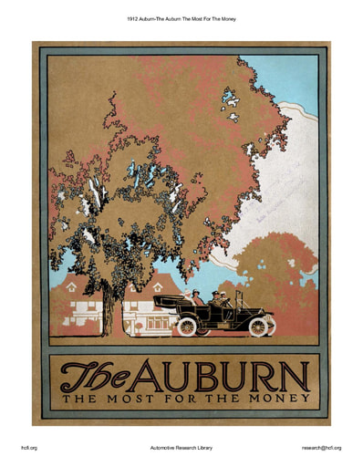 1912 Auburn   The Most For The Money (34pgs)
