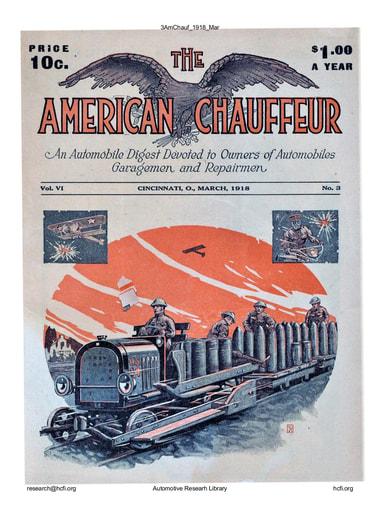 American Chauffeur | 1918-03 Mar