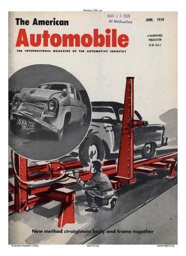 American Automobile | 1959 Jun