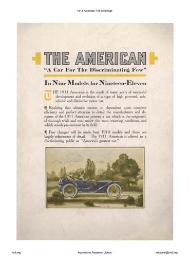 1911 American (16pgs)