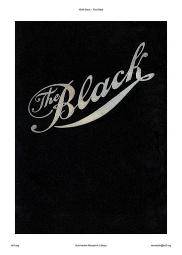 1909 Black (54pgs)