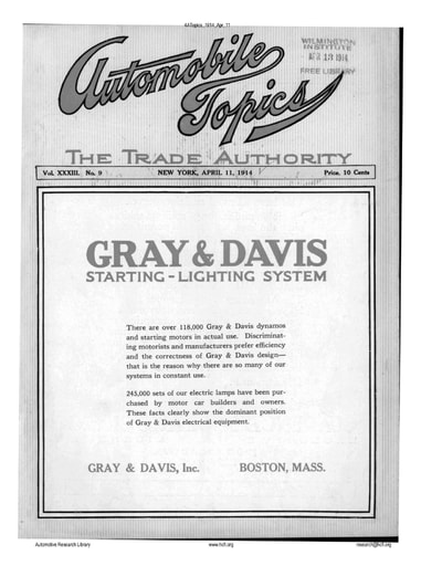 Auto Topics | 1914 Apr 11