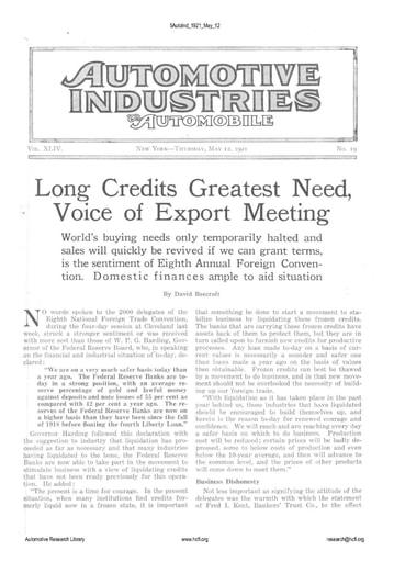 Auto Industries 1921 05 12