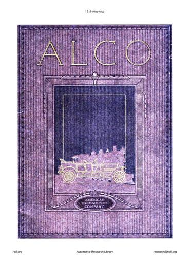 1911 Alco (36pgs)