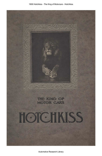 1908 Hotchkiss   The King of Motorcars (15pgs)
