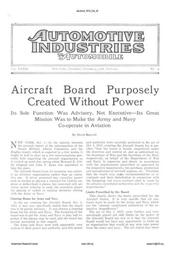 Auto Industries 1918 10 03