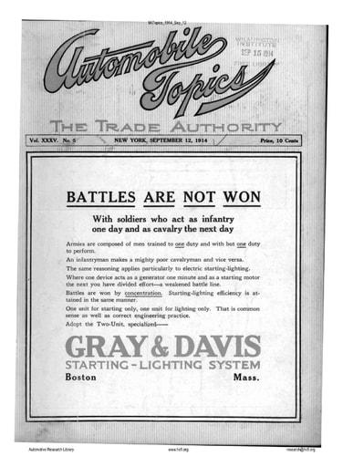 Auto Topics | 1914 Sep 12