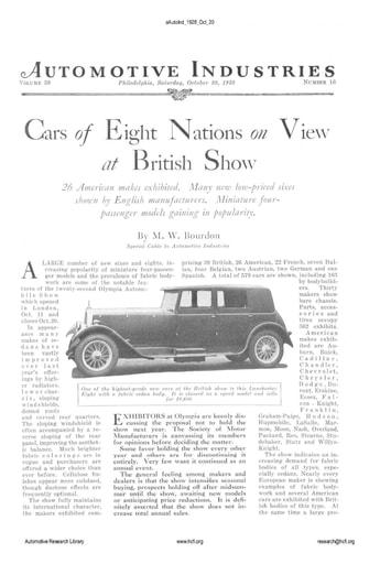 Auto Industries 1928 10 20