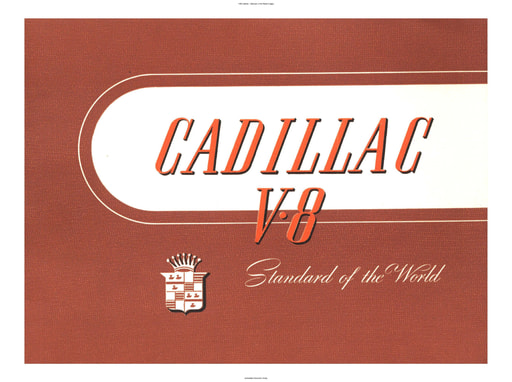 1938 Cadillac   Standard of the World (10pgs)