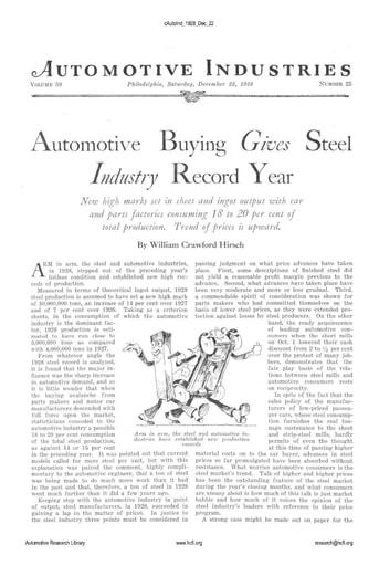 Auto Industries 1928 12 22