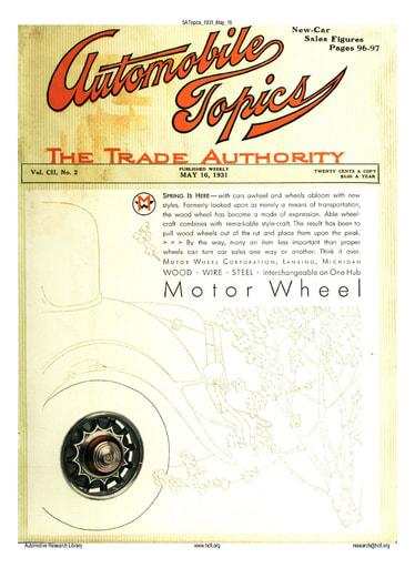 Auto Topics | 1931 May 16