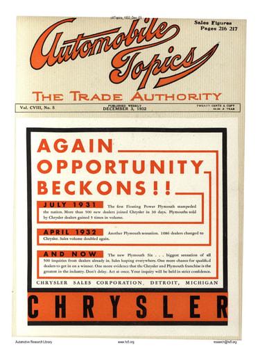 Auto Topics   1932 Dec 03