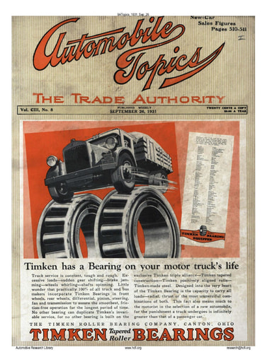 Auto Topics | 1931 Sep 26