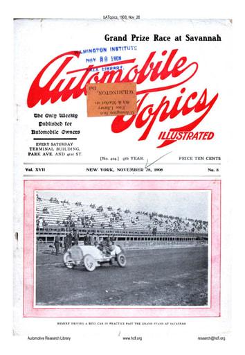 Auto Topics   1908 Nov 28