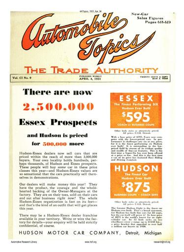 Auto Topics | 1931 Apr 04