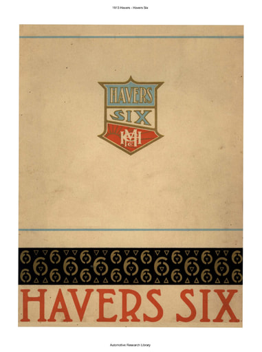 1913 Havers Six (20pgs)