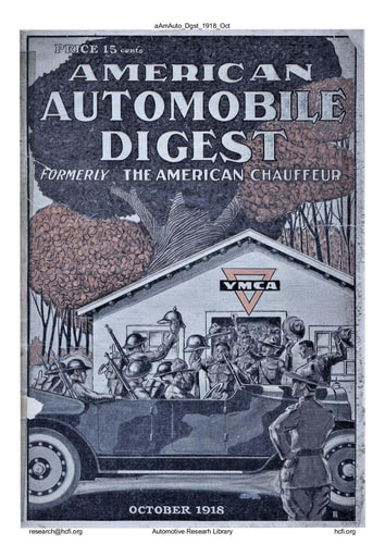 American Automobile Digest - 1918 October
