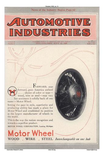 Auto Industries 1929 07 13