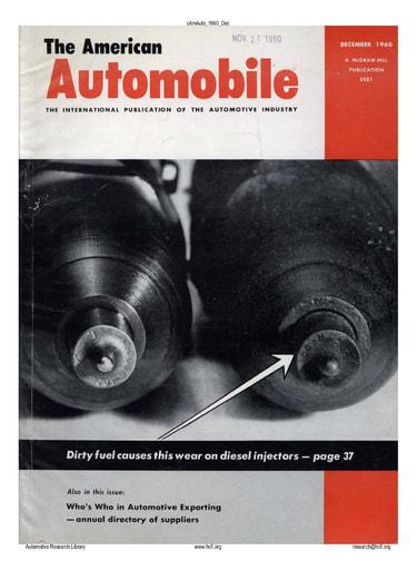 American Automobile | 1960 Dec