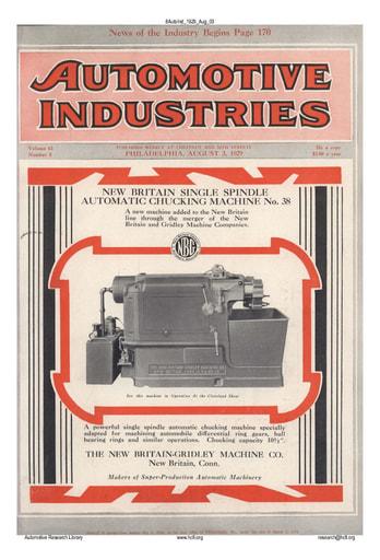 Auto Industries 1929 08 03