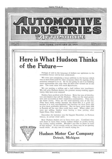 Auto Industries 1919 01 23