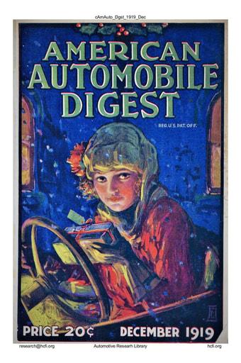 American Automobile Digest - 1919 December
