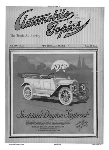 Auto Topics   1912 Apr 13