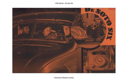 1934 Desoto Six (5pgs)