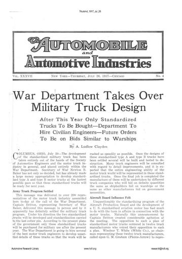 Auto Industries 1917 07 26