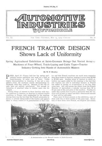 Auto Industries 1919 05 15