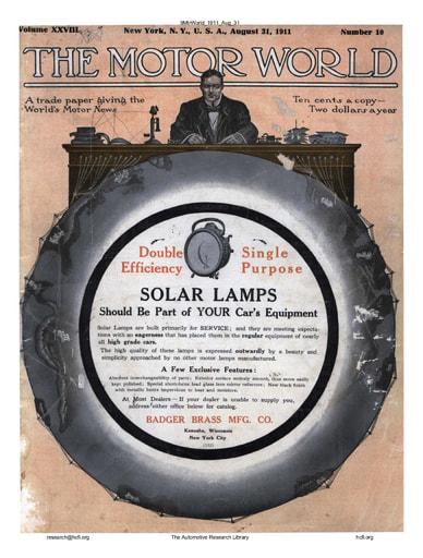 The Motor World 1911 Aug 31