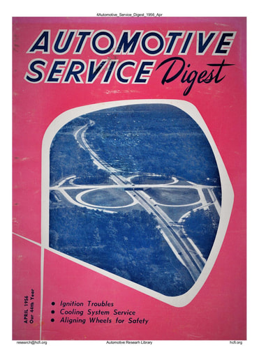 Automotive Service Digest 1956 04 Apr