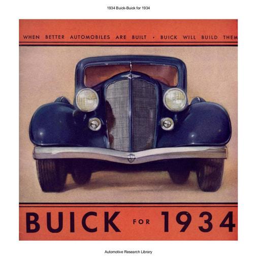 1934 Buick (15pgs)