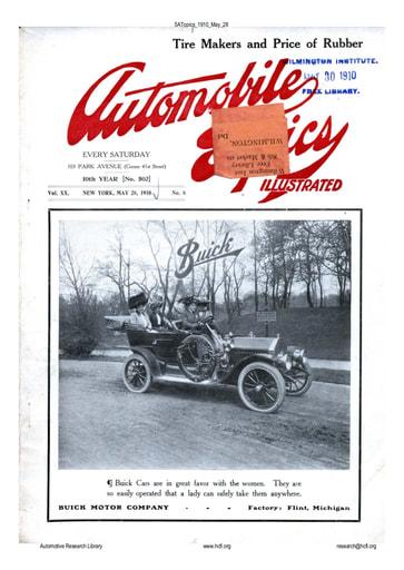 Auto Topics | 1910 May 28