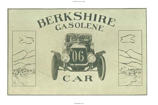 1906 Berkshire   Gasolene Car (9pgs)