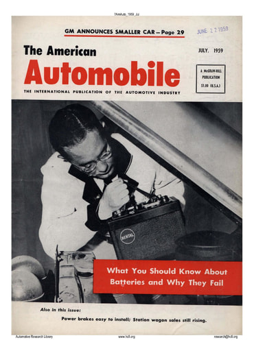 American Automobile | 1959 Jul