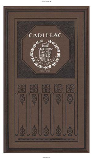 1912 Cadillac   Cadillac Story (17pgs)