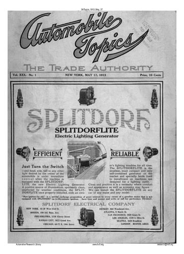 Auto Topics | 1913 May 17